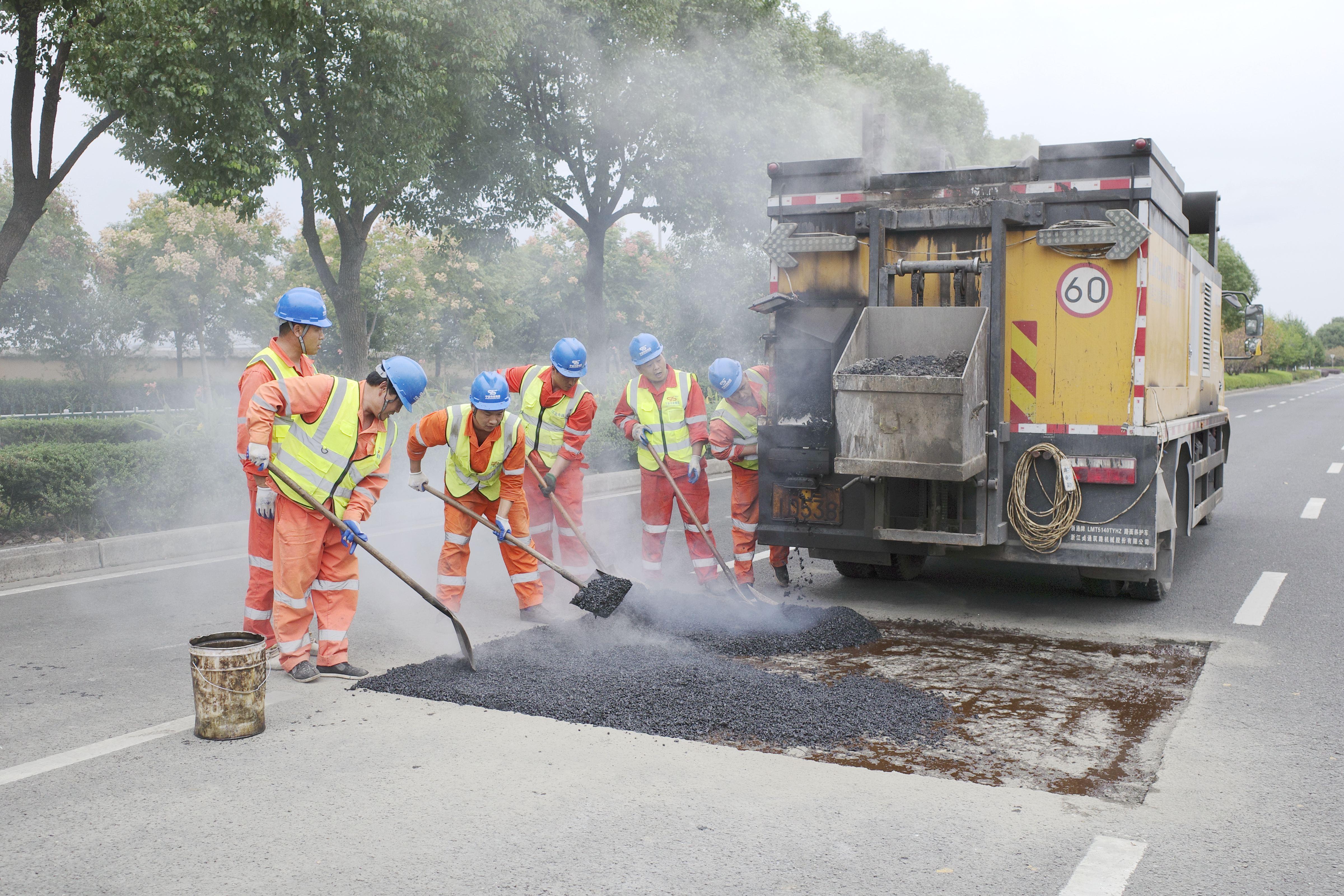 市政设施精细化管理 助力宁波江北城市品质提升