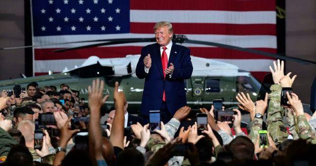 被搞怕了?担心特朗普发动民兵推翻大选,美军方正在秘密做准备