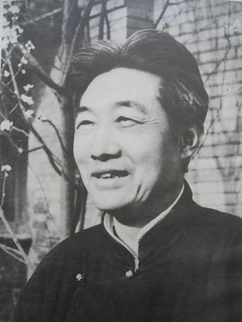 (徐悲鸿先生像)