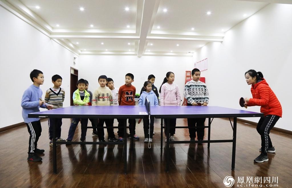 泸州市首批社区青少年宫全部开放开课