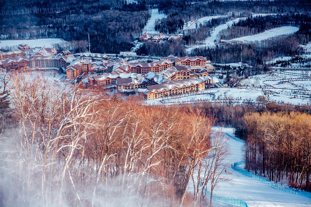 松花湖滑雪度假区