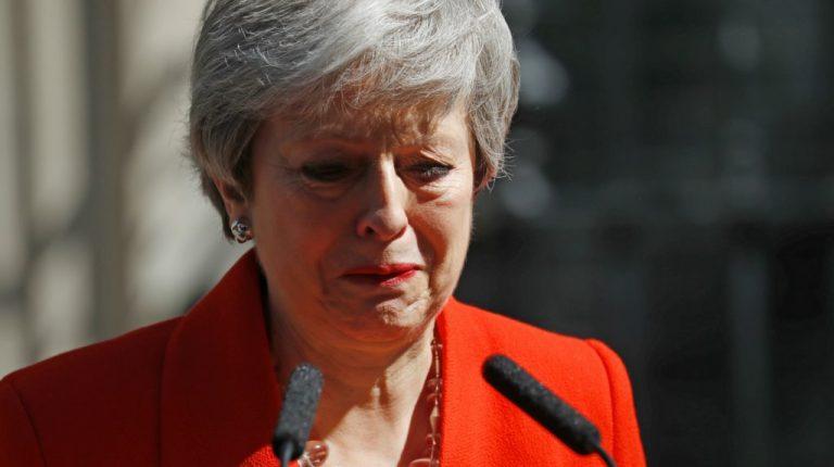 """""""脱欧""""四年长跑,三棒首相接力,如今终于撞线"""