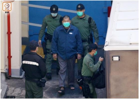 港媒:香港高等法院法官批准黎智英保释!