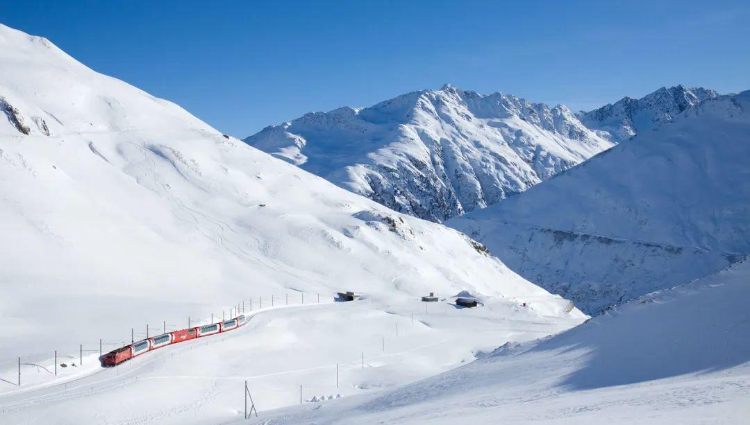 △ 茫茫雪山中,你看到冰川特快专线了吗?/wiki