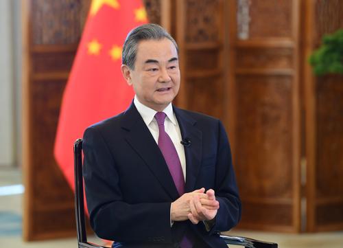 王毅就2020中国外交重磅发声:中美关系困境源于美国视中国为最大威胁