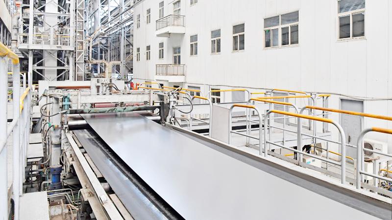河钢锌铝镁产品,实现了替代传统钢铁材料和进口锌铝镁