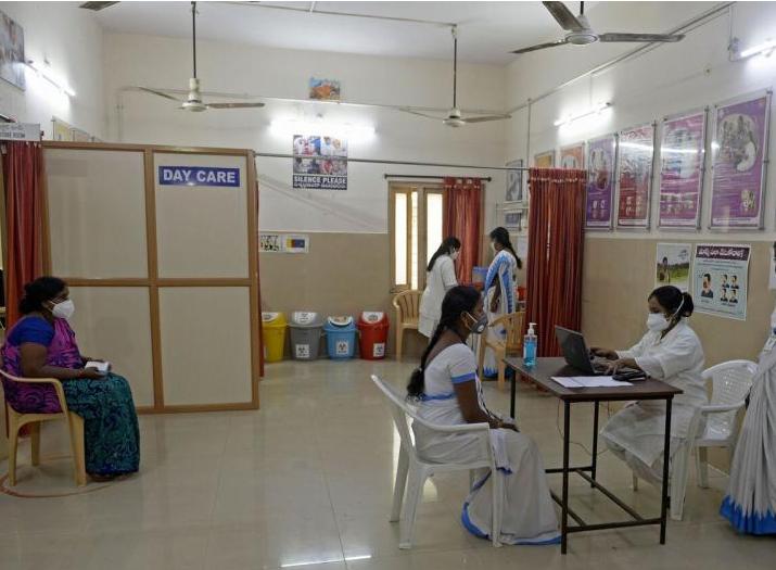 摩登5网址_印度启动全国性新冠疫苗接种演习