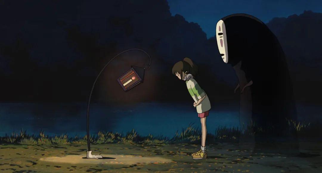 《千与千寻 千と千尋の神隠し》 (2001)