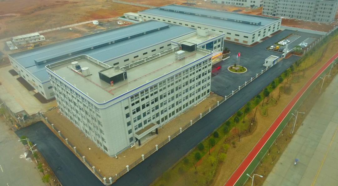 骏昇纺织厂区