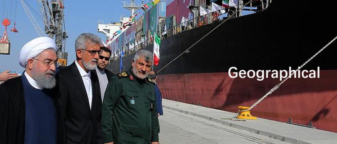 印度為什么幫助阿富汗從伊朗出海?