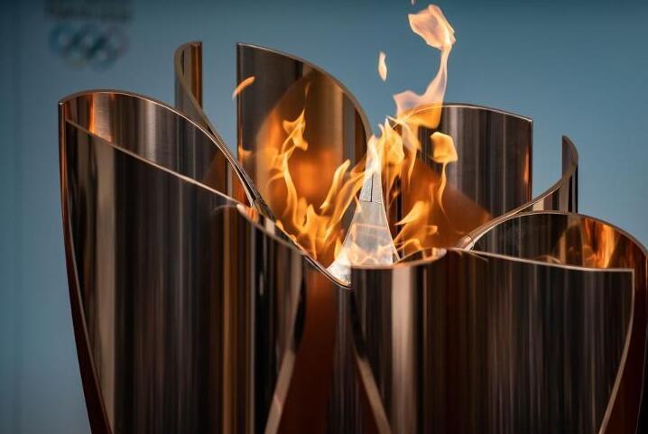 东京宣布暂停奥运圣火展览活动