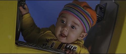 《宝贝计划》里的婴儿长大了,扮演者15岁近照曝光