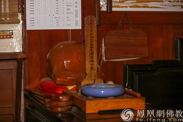 慧命香(图片来源:凤凰网佛教 摄影:普陀山佛教协会)