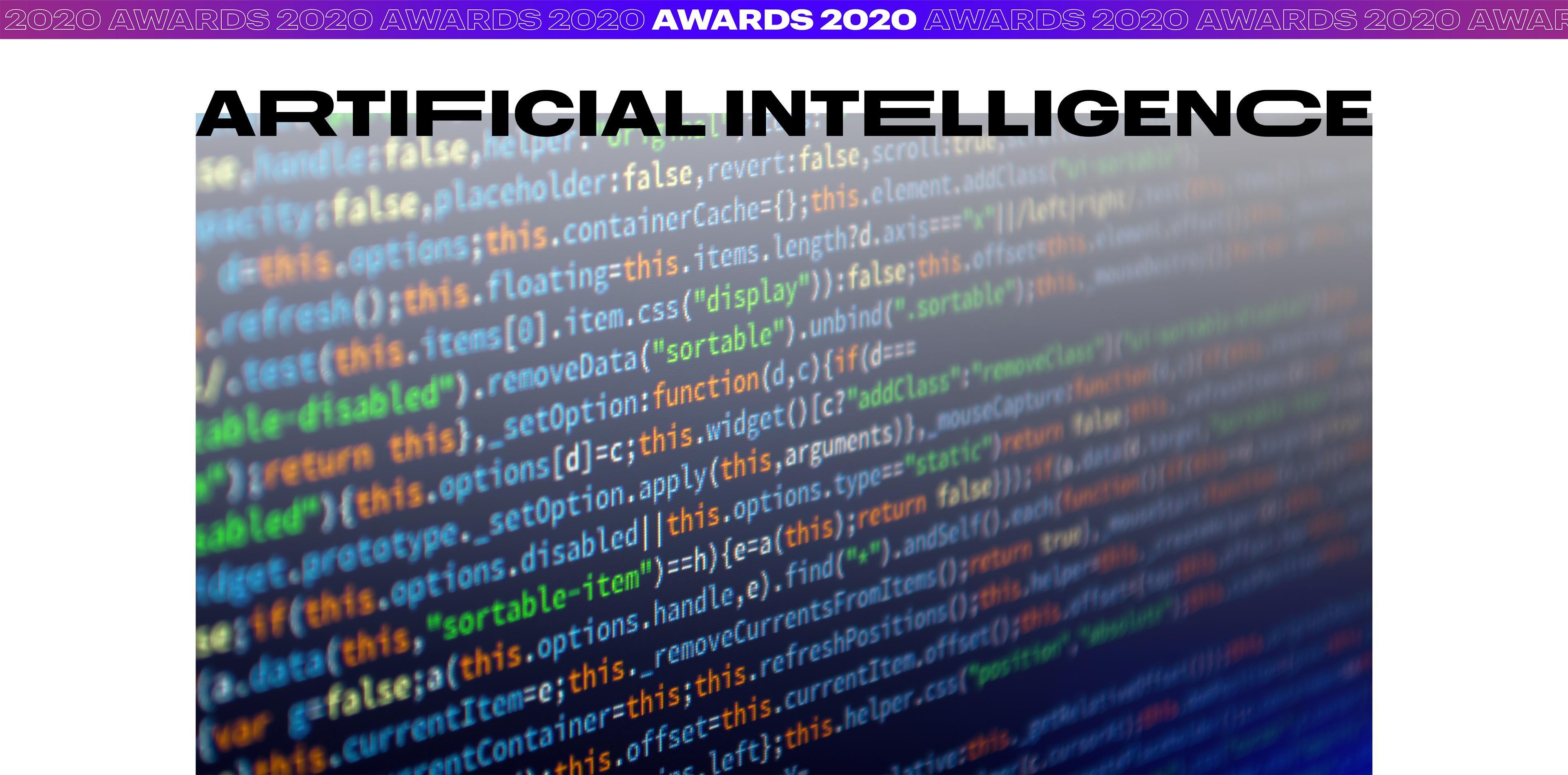 福布斯公布人工智能领域大奖:谷歌智能撰写入选最佳产品