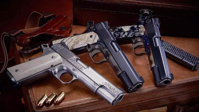 【希币】_美媒:美2020年12月购枪需求创过去21年新高