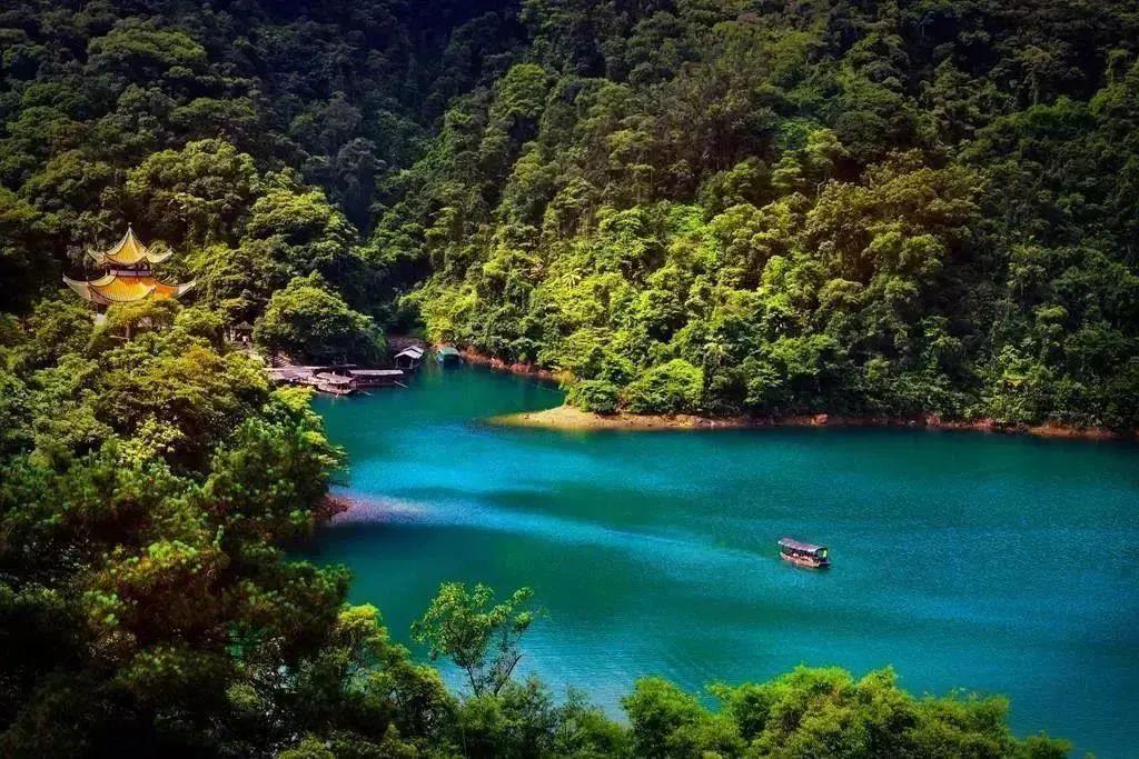 肇庆星湖旅游景区