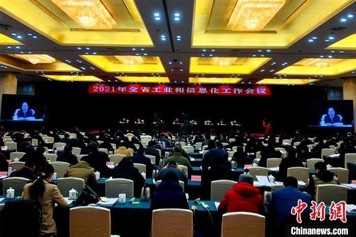 """江西加快布局5G等""""新基建""""助推数字经济发展"""