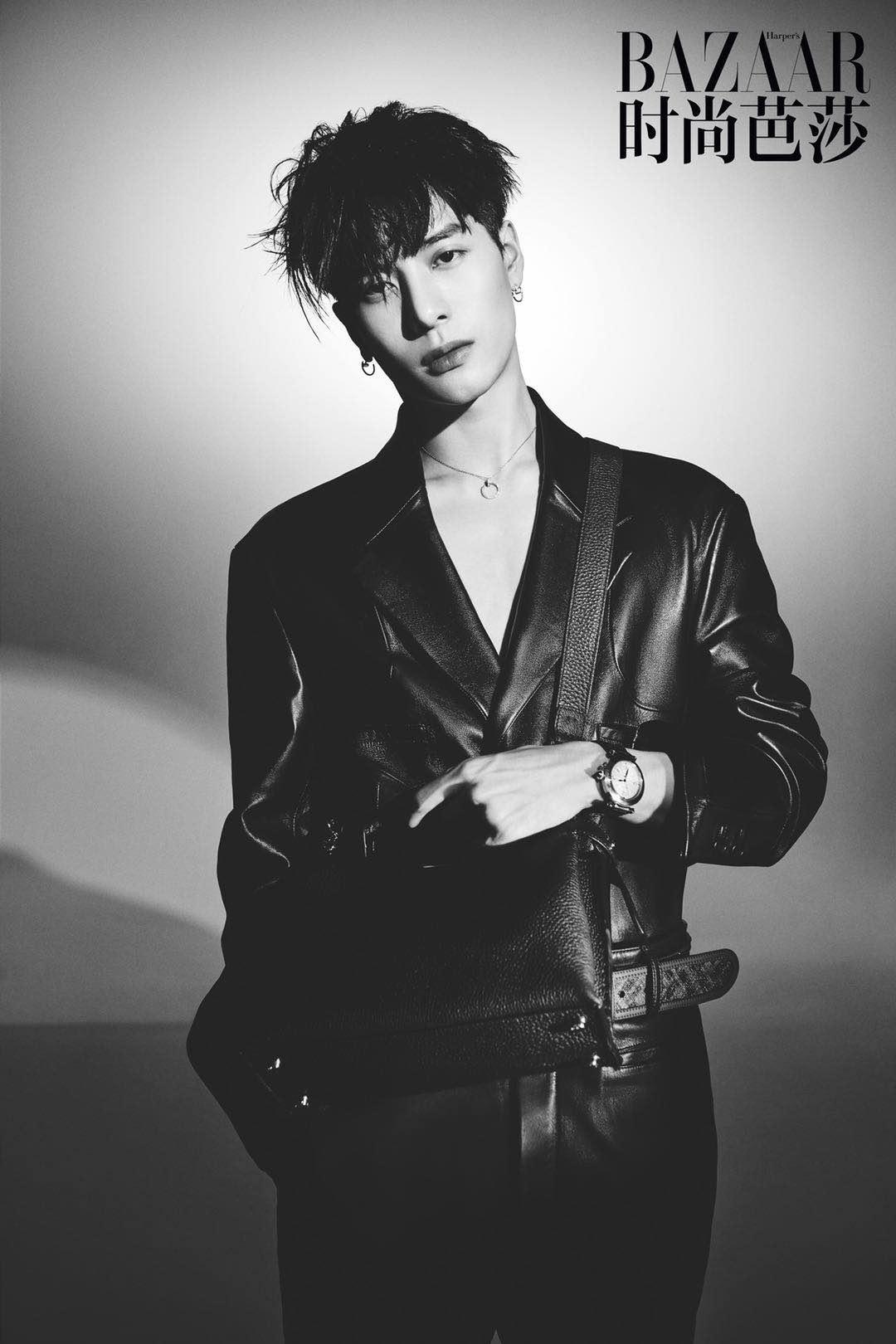 王嘉尔韩国合约到期,回归个人创立的label TEAMWANG公司