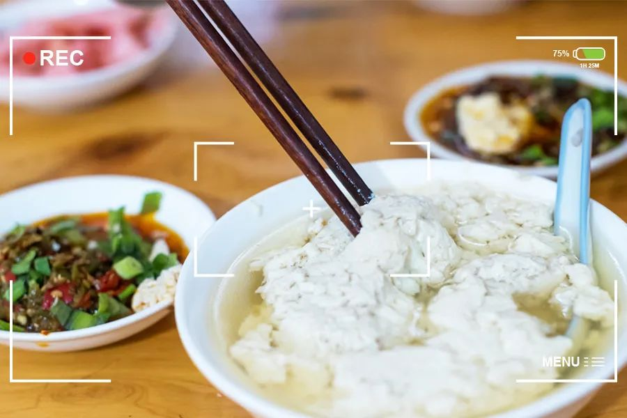 1张照片1盘菜,川西古镇值得爱