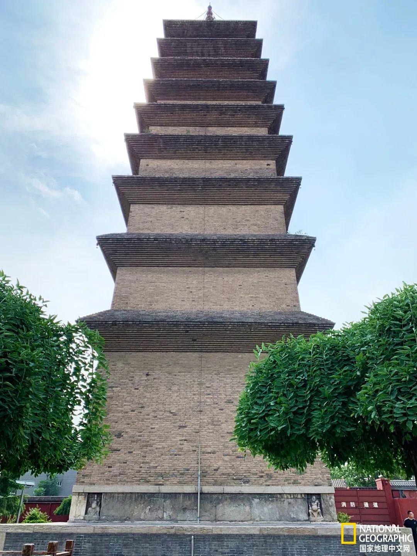 开元寺须弥塔