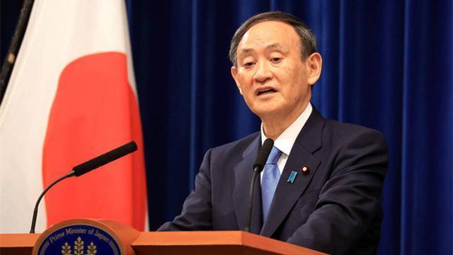 日本首相菅义伟:一定会举办东京奥运会