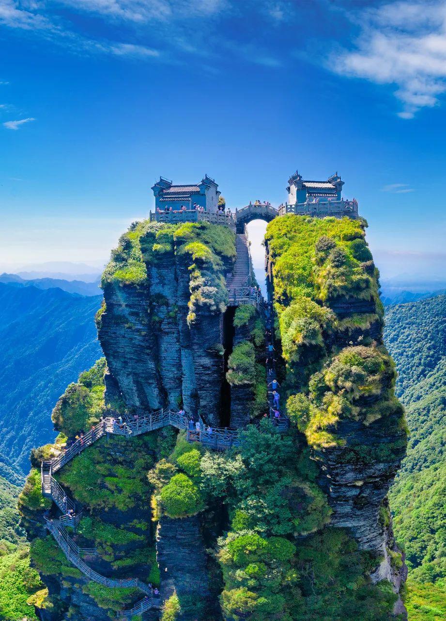 等一个人,陪我去贵州