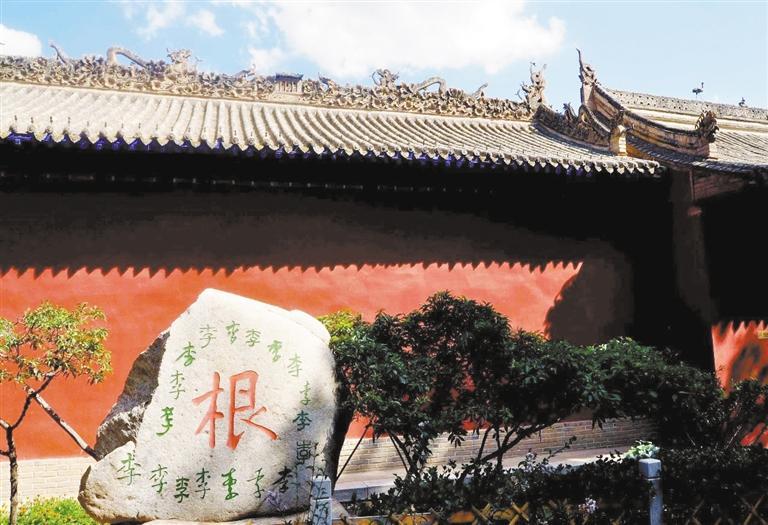 李家龙宫旅游景区 坐标:定西市陇西县 南安乡一心村苗儿巷