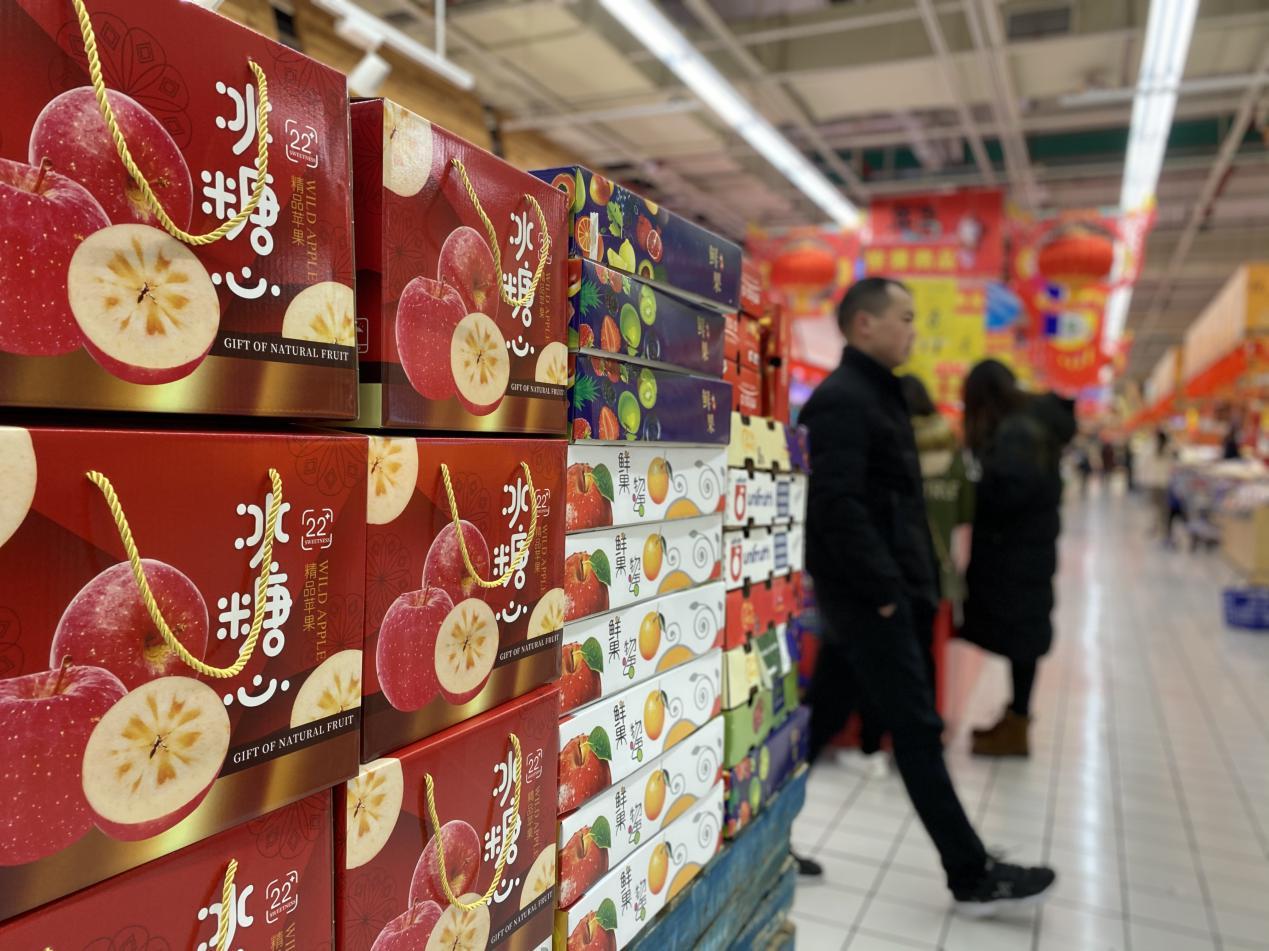 """小心进口冷链食品!九江生鲜市场""""国产货""""受青睐"""