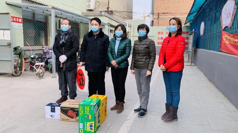 疫情中的邢台大开元寺:慈悲济世,温暖祈福