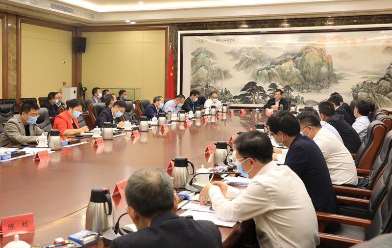 湛江市委书记亲自领衔督办 代表建议意见高质量落实