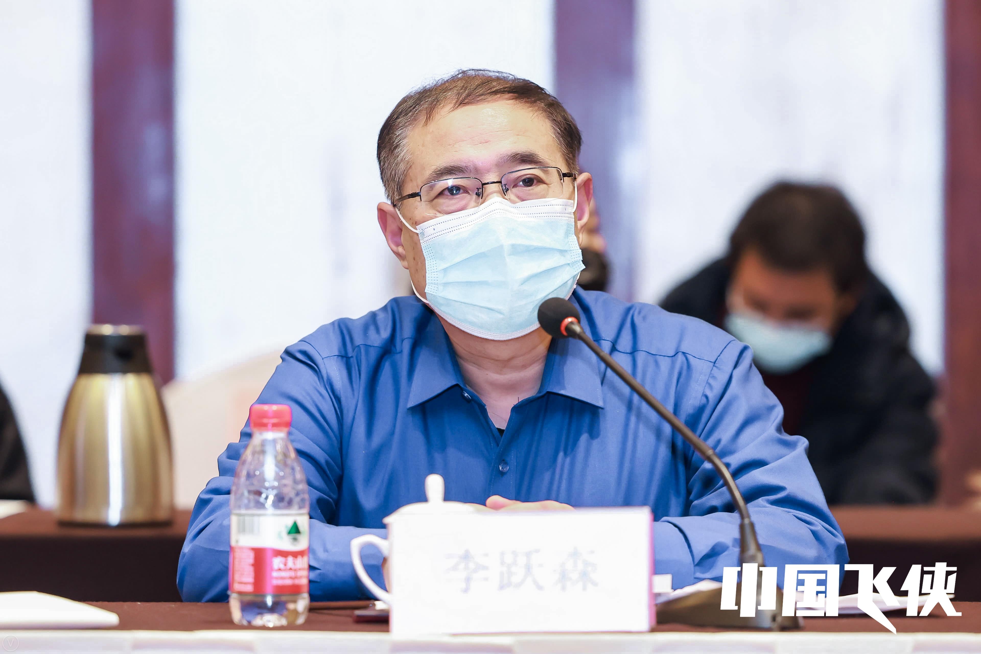 中国电视艺术委员会《中国电视》执行主编李跃森