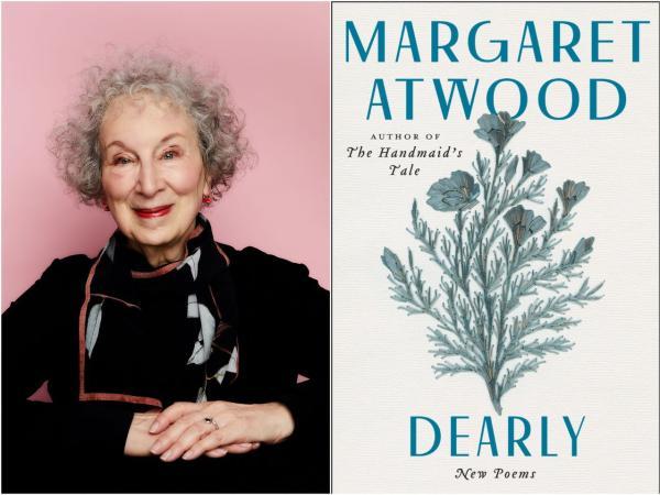 阿特伍德和最新出版的诗集