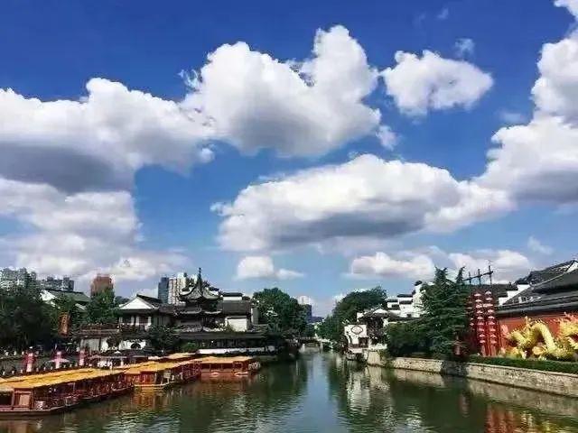 南京夫子庙-秦淮风光带