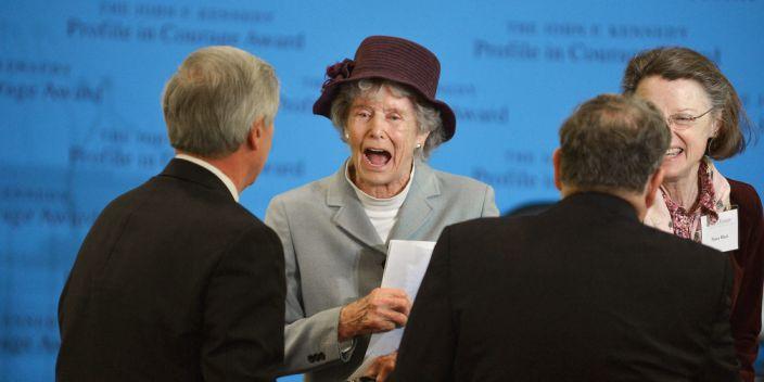 美国前总统老布什的妹妹死于新冠并发症 终年94岁
