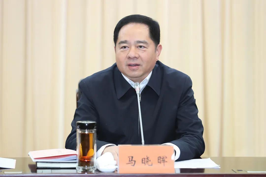 湖州市委书记马晓晖:增强新时代群团工作责任感和使命感