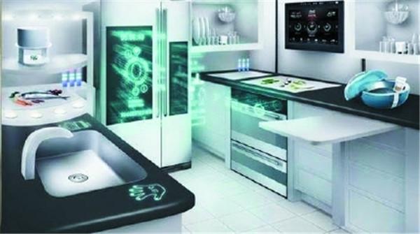 智能家居 厨房