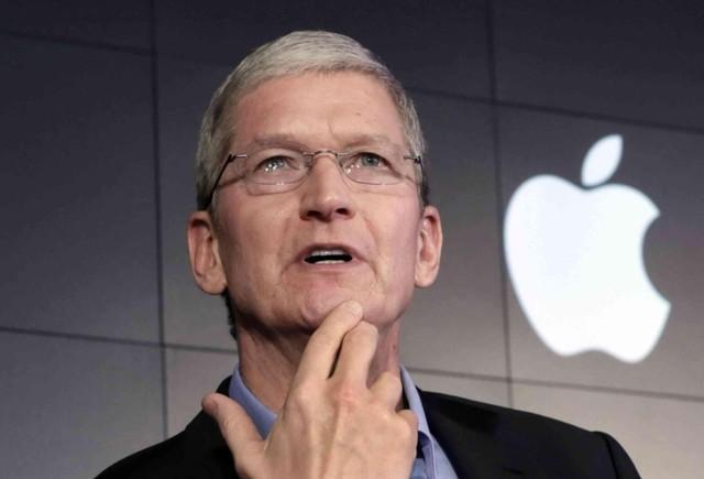 """外媒:苹果CEO库克呼吁追究""""国会山暴乱""""所有参与者的责任"""