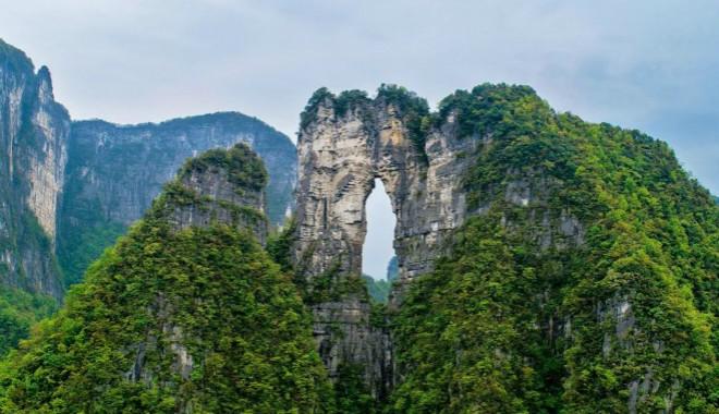 """为什么湖南那么多山都被穿了""""洞"""""""