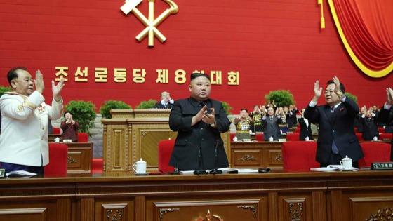 朝鲜回电真诚感谢中方祝贺劳动党八大 邀请老干部参观或将阅兵