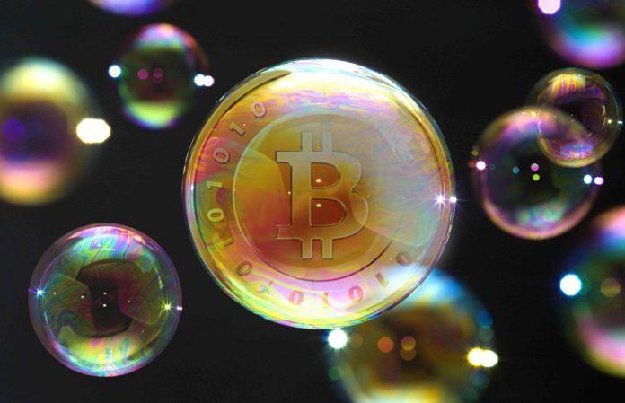 图3:比特币是否只是一个终将破灭的泡沫?