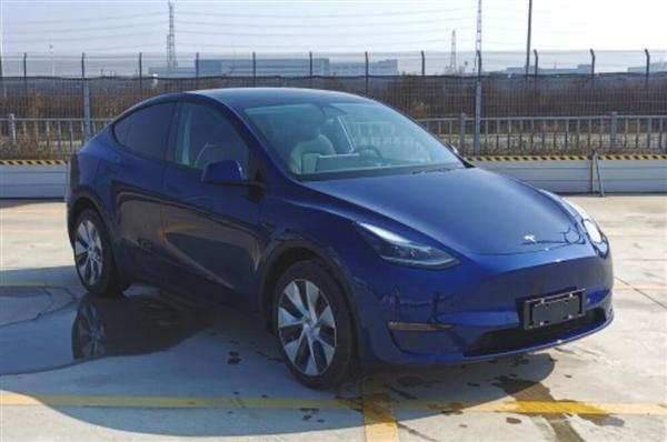 加速百万级SUV鲜有对手!特斯拉Model Y新车型申报 或为高性能版