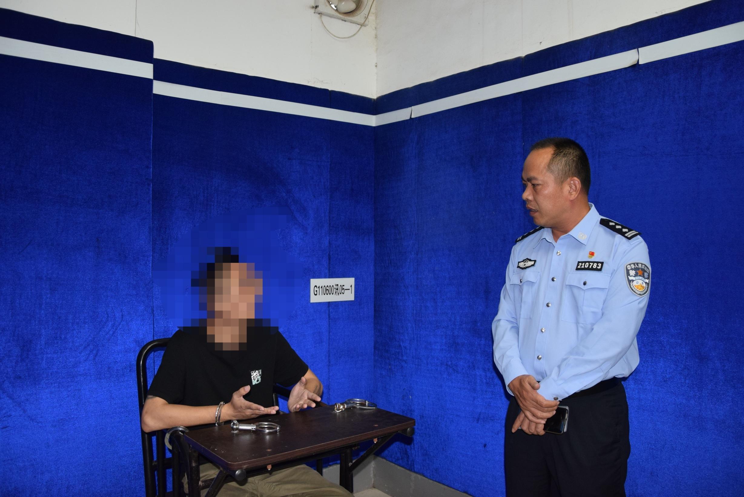 广东湛江麻章警方联合浙江义乌警方迅速摧毁一重大网络贩毒团伙