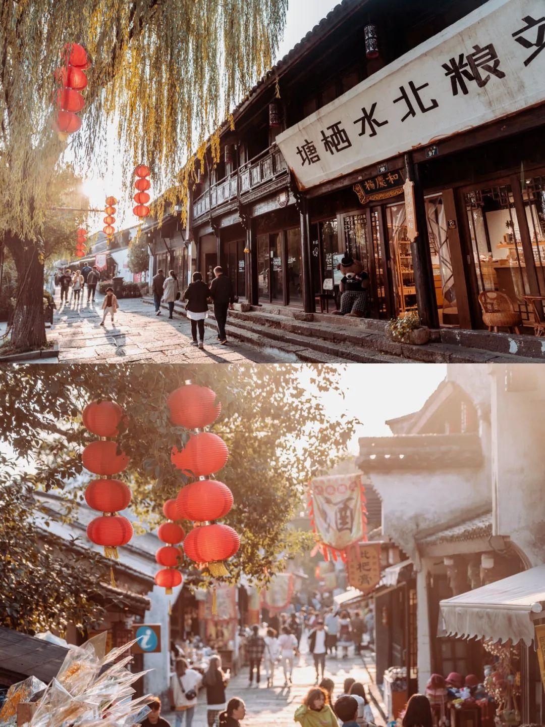 """江南佳丽地:""""杭州的水上门户""""塘栖古镇"""