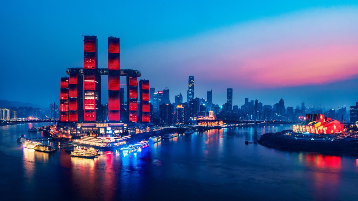 重庆美景。图源网络