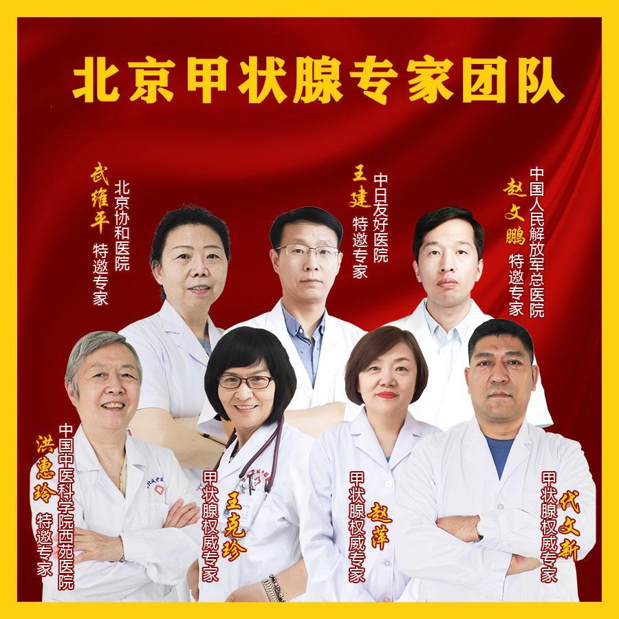 北京知名甲状腺专家王克珍团队——开展互联网诊疗,解决看病就医难题!