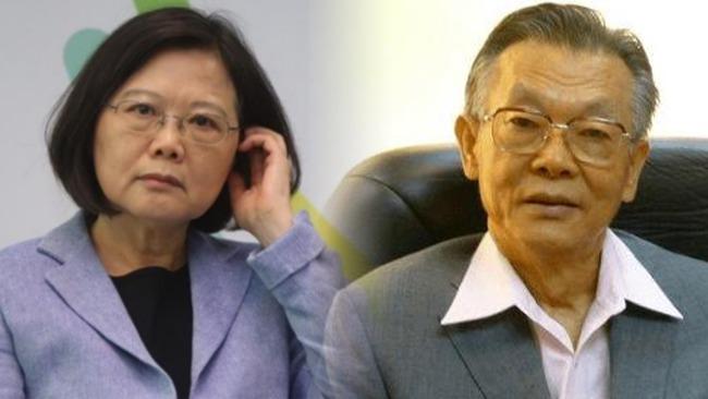民进党创党元老:民进党已经进入一言堂 或因腐败被轮替
