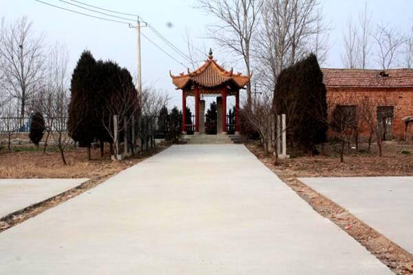 王高寨九十六烈士纪念地