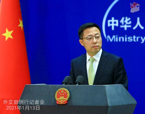 【btc china】_加媒记者问中方何时为迈克尔和康明凯提供保释?外交部回应