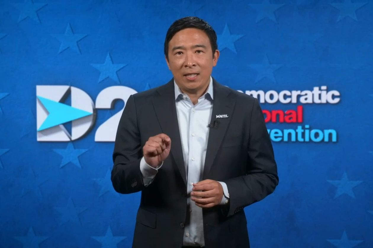【慈禧干尸】_杨安泽宣布参加纽约市长竞选