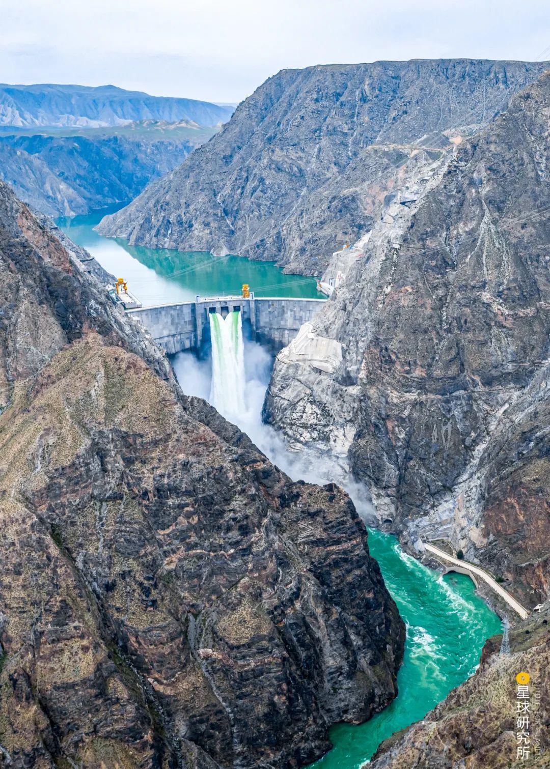 10万座大坝的诞生!